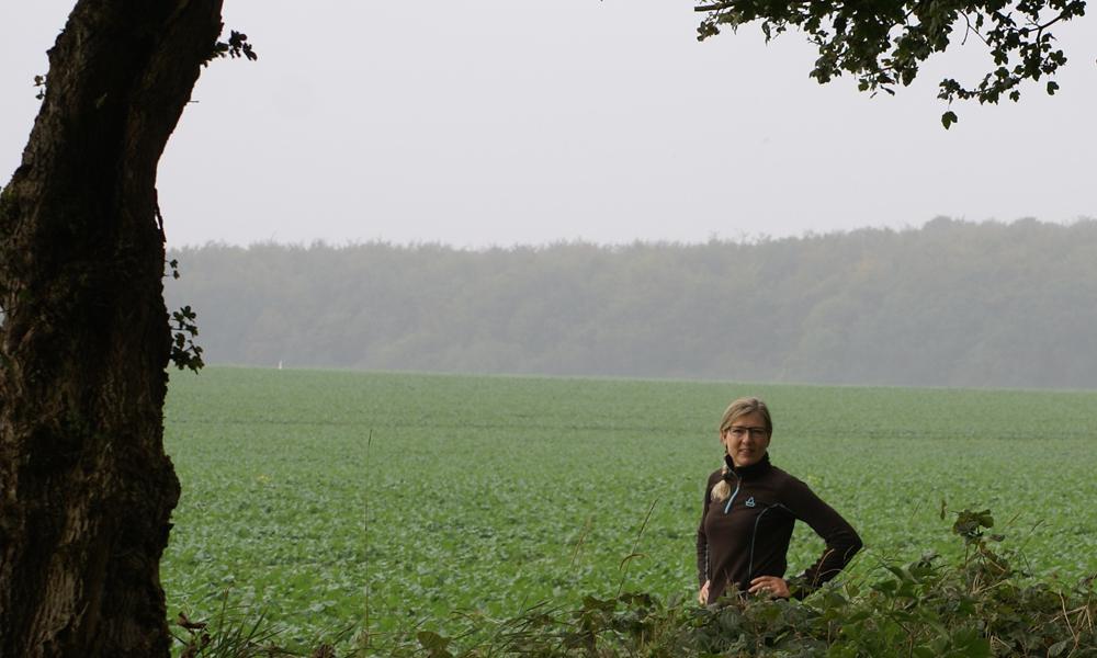 Stilhed, Ro Og Idyl En Tidlig Morgenstund Kan Opleves Sammen Med Naturguiden Helle Fra OplevStevns.dk